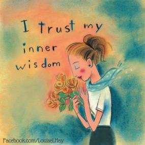 trust wisdom